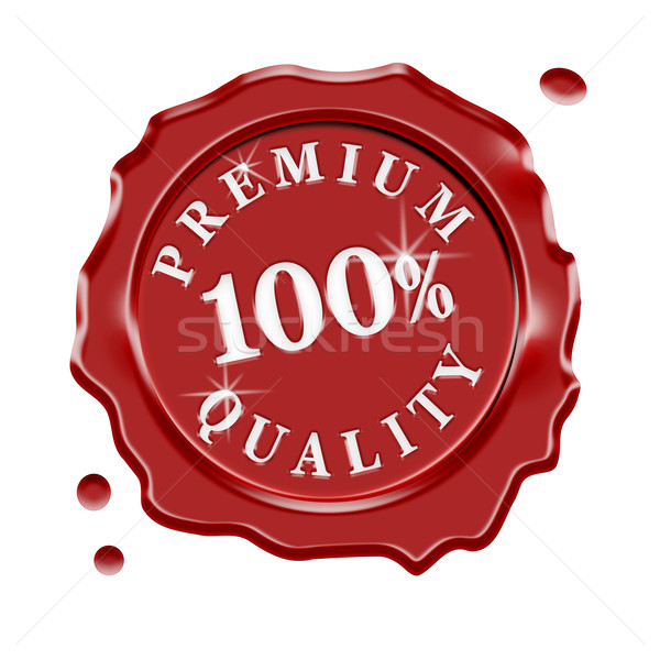 Premium Quality Warranty Stock photo © NiroDesign