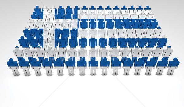 Greek Parade Stock photo © NiroDesign
