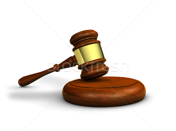 Law And Justice Symbol Stock photo © NiroDesign