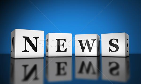 News Stock photo © NiroDesign