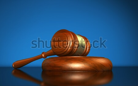Law Justice And Legal System Stock photo © NiroDesign