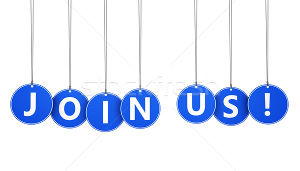 Join Us Business Concept Stock photo © NiroDesign