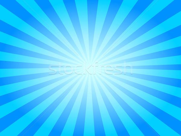Yaz gökyüzü vektör soyut web Internet Stok fotoğraf © NiroDesign