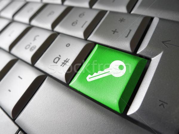 Access Key Security Symbol Stock photo © NiroDesign