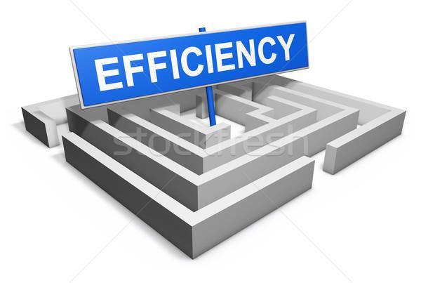 Efficiency Stock photo © NiroDesign