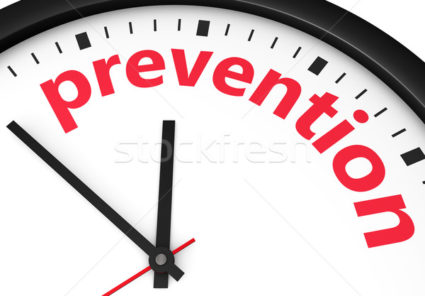 Prevention Healthcare Concept Stock photo © NiroDesign