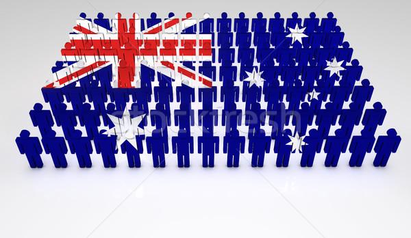 Australian Parade Stock photo © NiroDesign