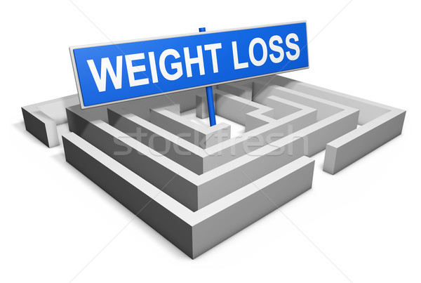 Weight Loss Stock photo © NiroDesign