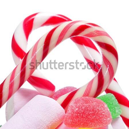 Stock photo: candies