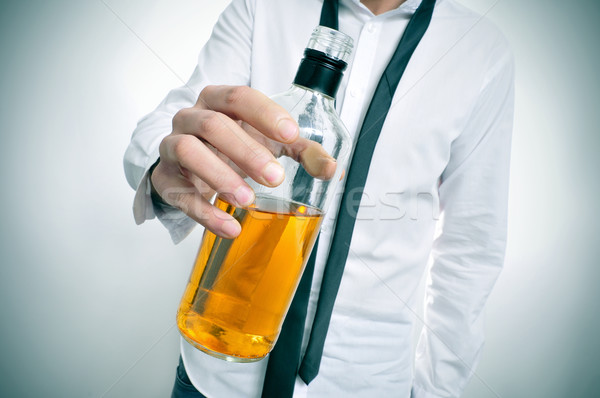 drunk businessman Stock photo © nito