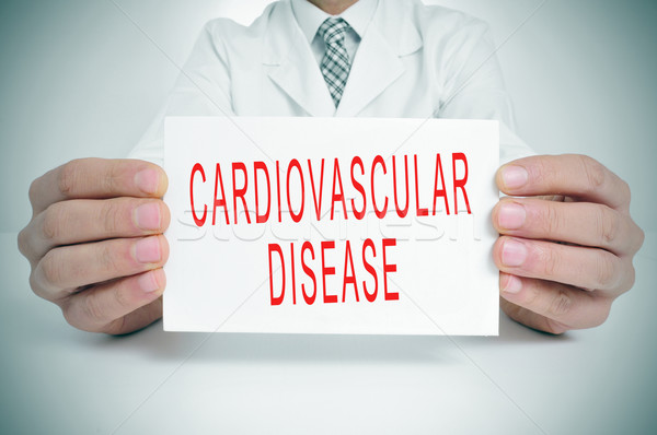 cardiovascular disease Stock photo © nito