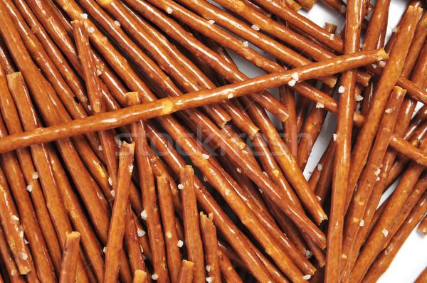 pretzel sticks Stock photo © nito