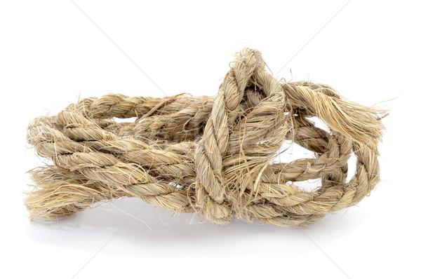 worn rope Stock photo © nito