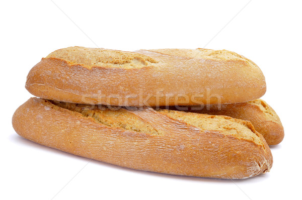 demi baguettes Stock photo © nito