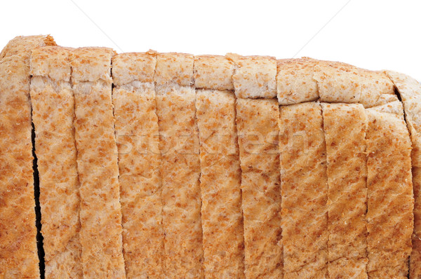sliced whole wheat bread Stock photo © nito