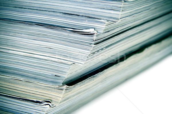 magazines Stock photo © nito