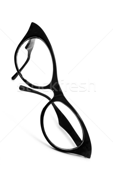 retro-styled glasses for women Stock photo © nito
