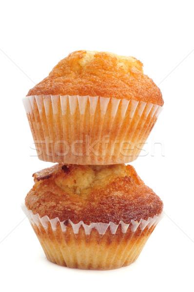 Típico espanol dos blanco alimentos Foto stock © nito