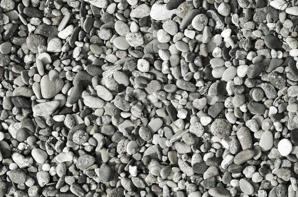 pebbles background Stock photo © nito