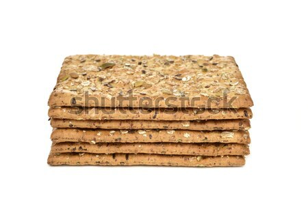 Stock photo: digestive biscuits
