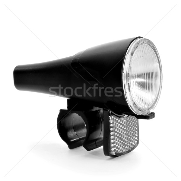 bicycle headlight Stock photo © nito