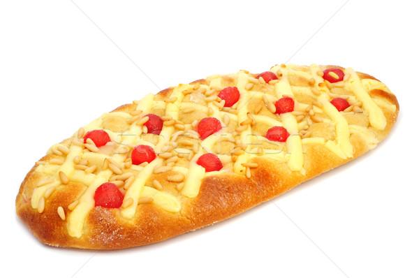 Típico dulce torta España alimentos Foto stock © nito