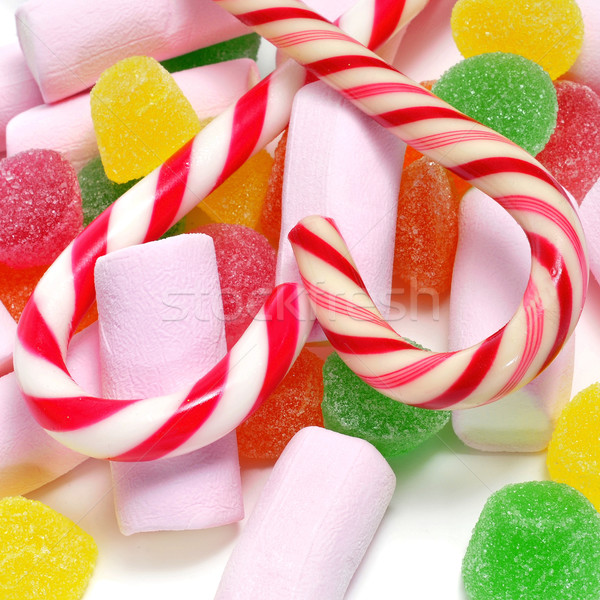 christmass candies Stock photo © nito