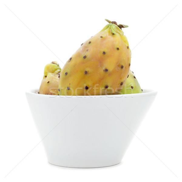 prickly pear fruits Stock photo © nito