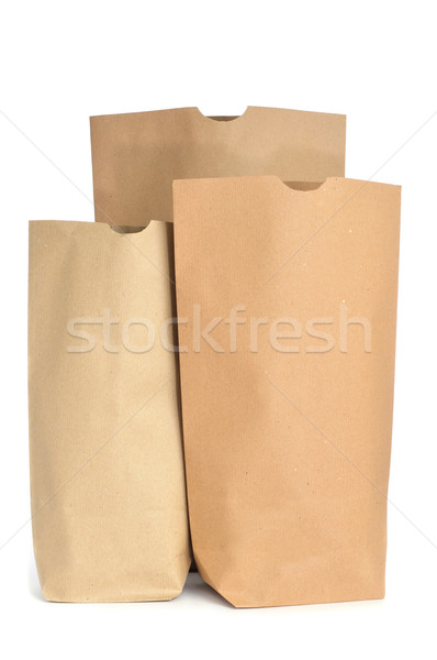 grocery paper bags Stock photo © nito