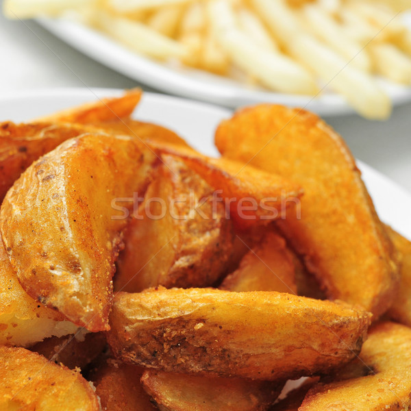 home fries  Stock photo © nito