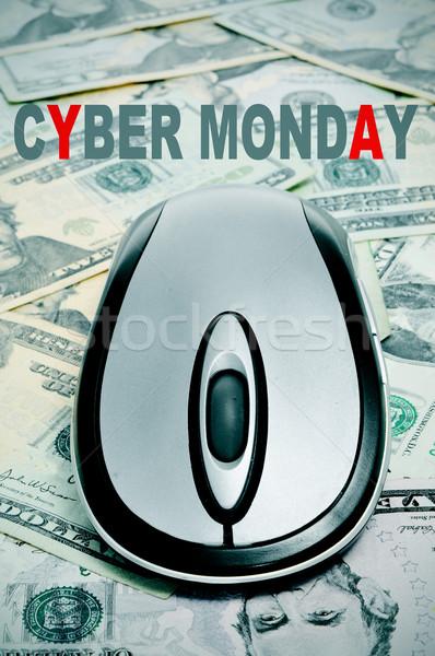 cyber monday Stock photo © nito