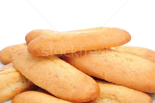 Typisch Spanje plaat witte achtergrond Stockfoto © nito