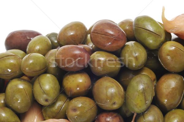 marinated olives Stock photo © nito
