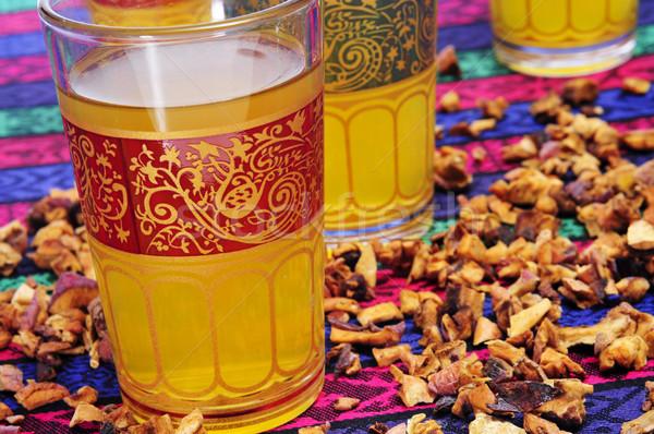turkish tea Stock photo © nito