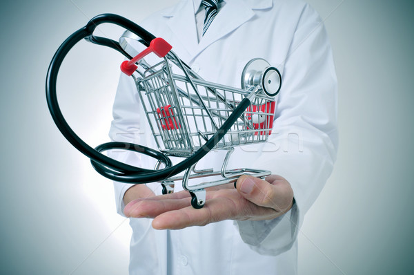 health care industry Stock photo © nito