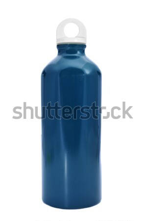 metal water bottle Stock photo © nito
