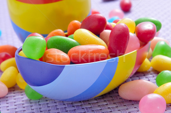 jelly beans Stock photo © nito