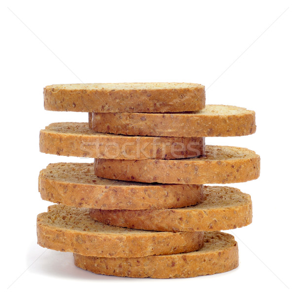 whole wheat rusks Stock photo © nito