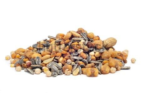 Mista dadi arachidi Foto d'archivio © nito