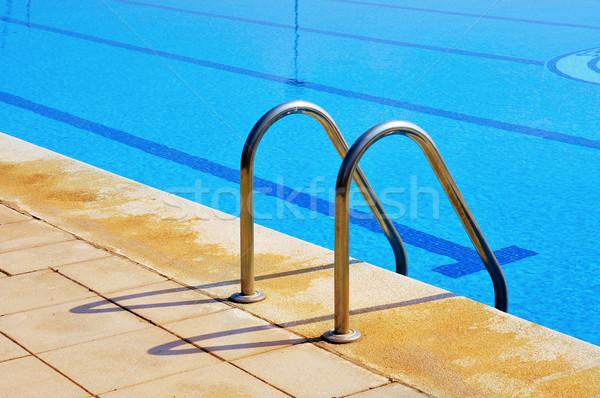 swimming pool Stock photo © nito