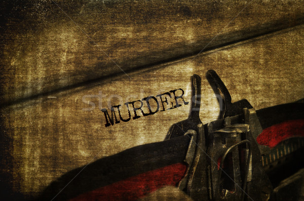 murder Stock photo © nito