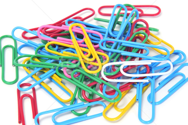paperclips Stock photo © nito