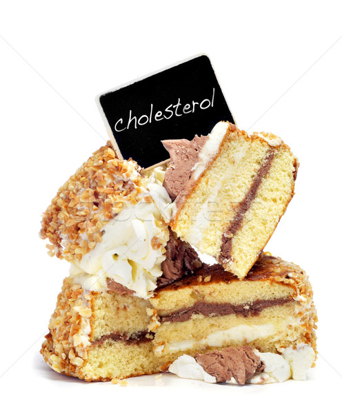 cholesterol Stock photo © nito