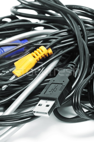 cables Stock photo © nito