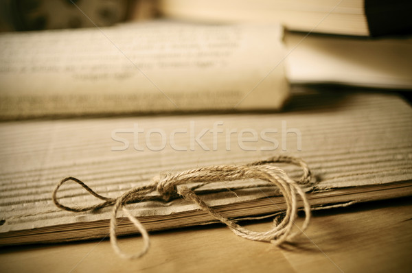 old papers Stock photo © nito
