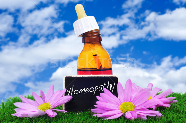 homeopathy Stock photo © nito