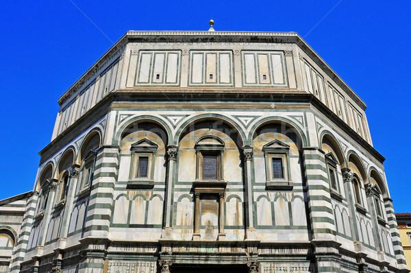 Battistero di San Giovanni in Florence, Italy Stock photo © nito