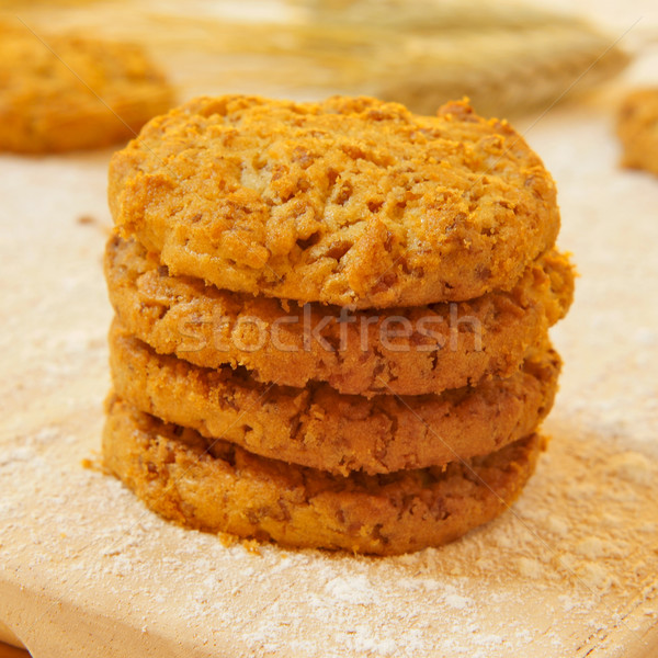 bran flake cookies Stock photo © nito