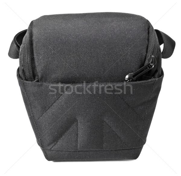 black multipurpose bag Stock photo © nito