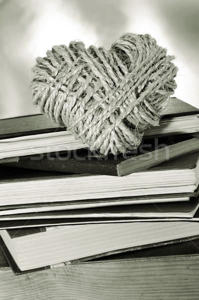 love for reading Stock photo © nito
